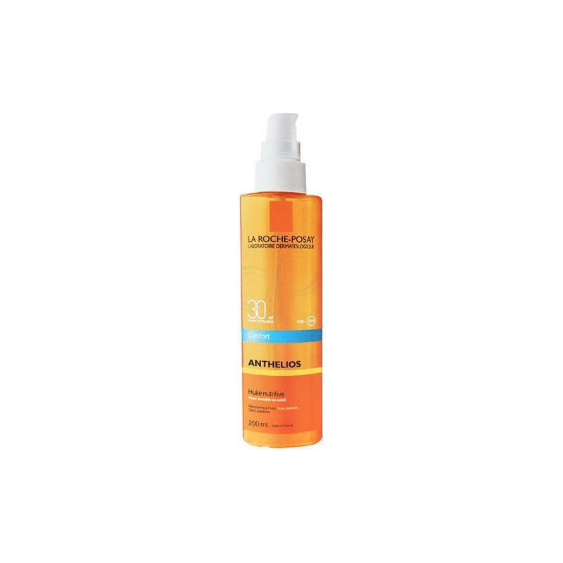 LA ROCHE POSAY - ANTHELIOS Huile Nutritive SPF30 Λάδι προστασίας και θρέψης 200ml