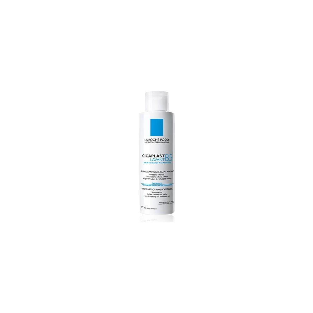 LA ROCHE POSAY - CICAPLAST Lavant B5 soothing foaming gel 125ml