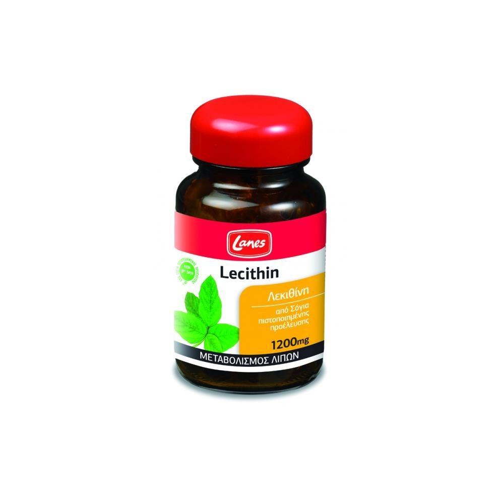 LANES - Λεκιθίνη 1200mg 30 caps