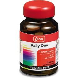 LANES - Πολυβιταμίνες Daily One, 30 caps