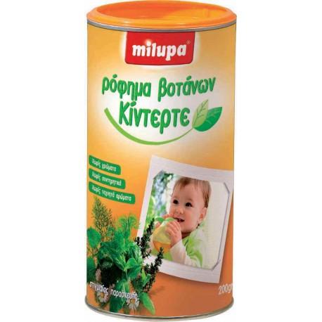 MILUPA - Herbal Beverage KINDERTEE 200gr (new composition)