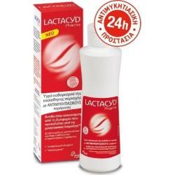 OMEGA PHARMA - Lactacyd Pharma - Καθαρισμός ευαίσθητης περιοχής με αντιμυκητιασικούς παράγοντες 250ml