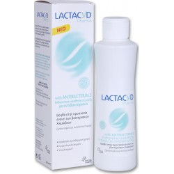 OMEGA PHARMA - Lactacyd Pharma Antibacterials 250ml