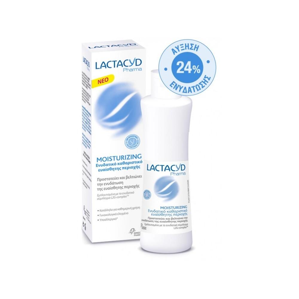 OMEGA PHARMA - Lactacyd Pharma Moisturizing 250ml
