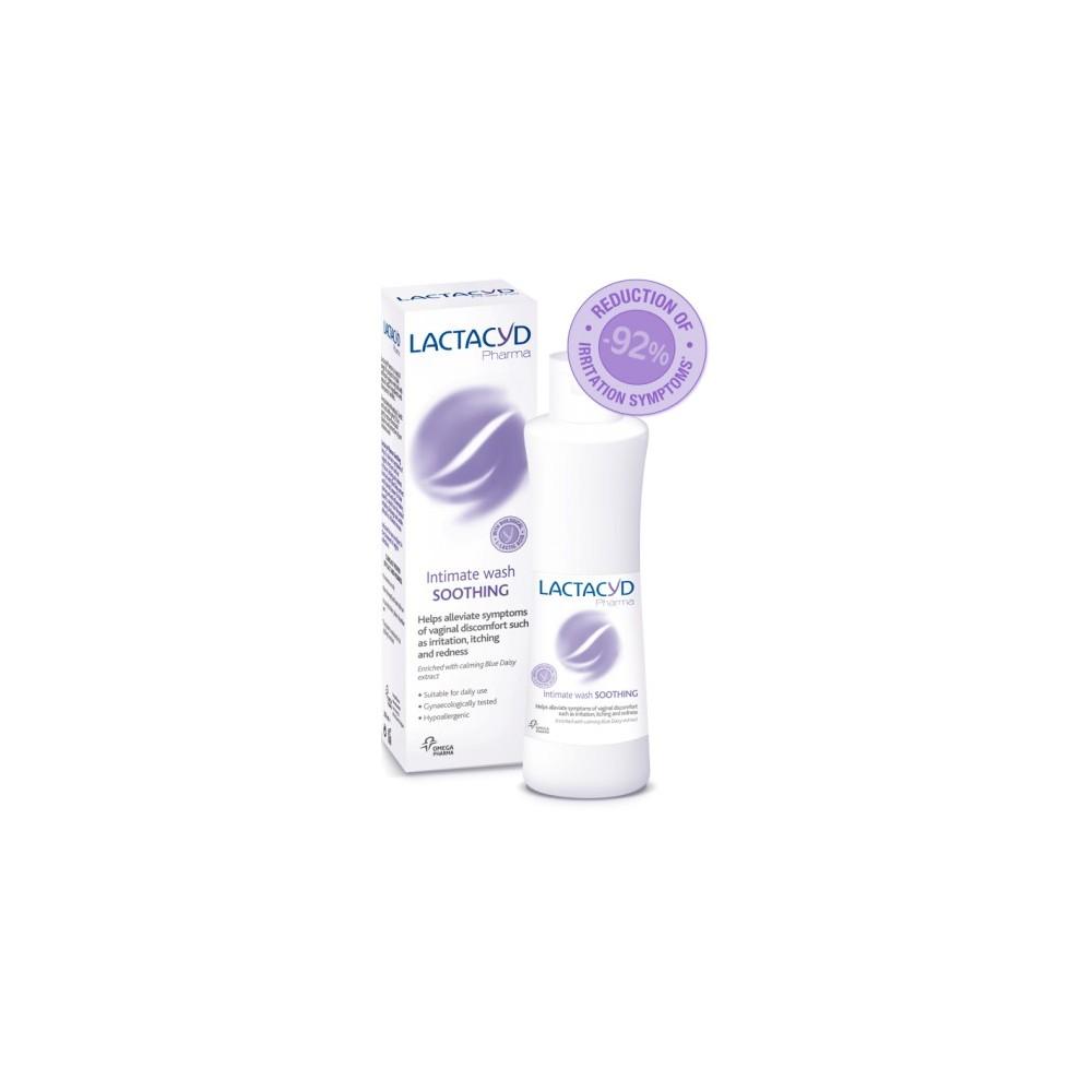 OMEGA PHARMA - Lactacyd Pharma Soothing Intimate Wash 250 ml