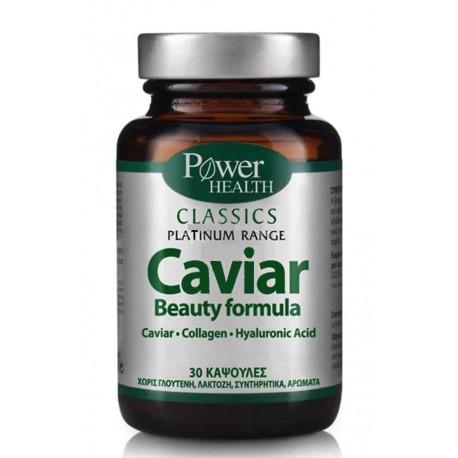 POWER HEALTH - Classics Platinum Range, Caviar Beauty Formula - 30caps