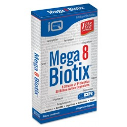 Quest - Mega8Biotix™ High Potency Formula, 30Caps