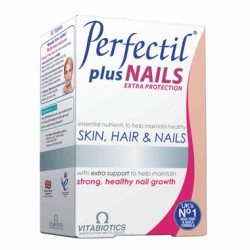Vitabiotics - Perfectil Plus Nails, 60 tabs