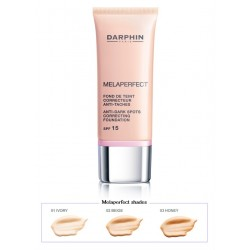 DARPHIN Melaperfect Anti-Dark Spots Correcting Foundation SPF15, 30ml - 01 IVORY