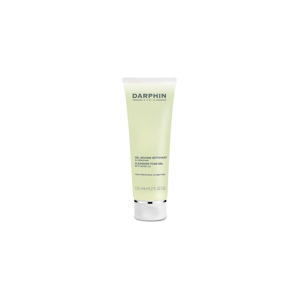 DARPHIN Cleansing foam gel with water lilly 125ml