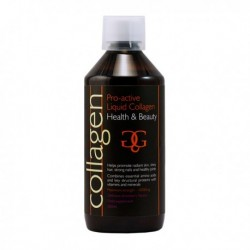 HUMAN POTENTIAL - Collagen Pro-Active Liquid Collagen with Vitamins & Minerals 500ml - Λεμόνι