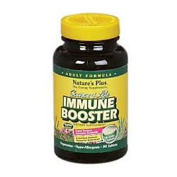 Nature's Plus Immune Booster 90 Bi-Layered Tablets