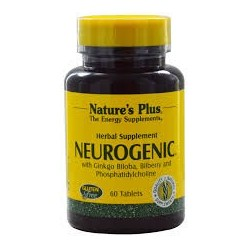 Nature's Plus NeuroGenic 60 tabs