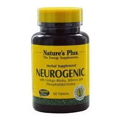 Nature's Plus NeuroGenic 60 tabs
