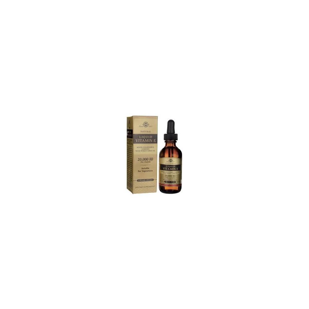 Solgar Natural Liquid Vitamin E 20000 IU 59.2 ml