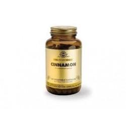 Solgar Cinnamon 100 veg.caps