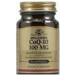 Solgar Coenzyme Q-10 100 mg 30 veg.caps