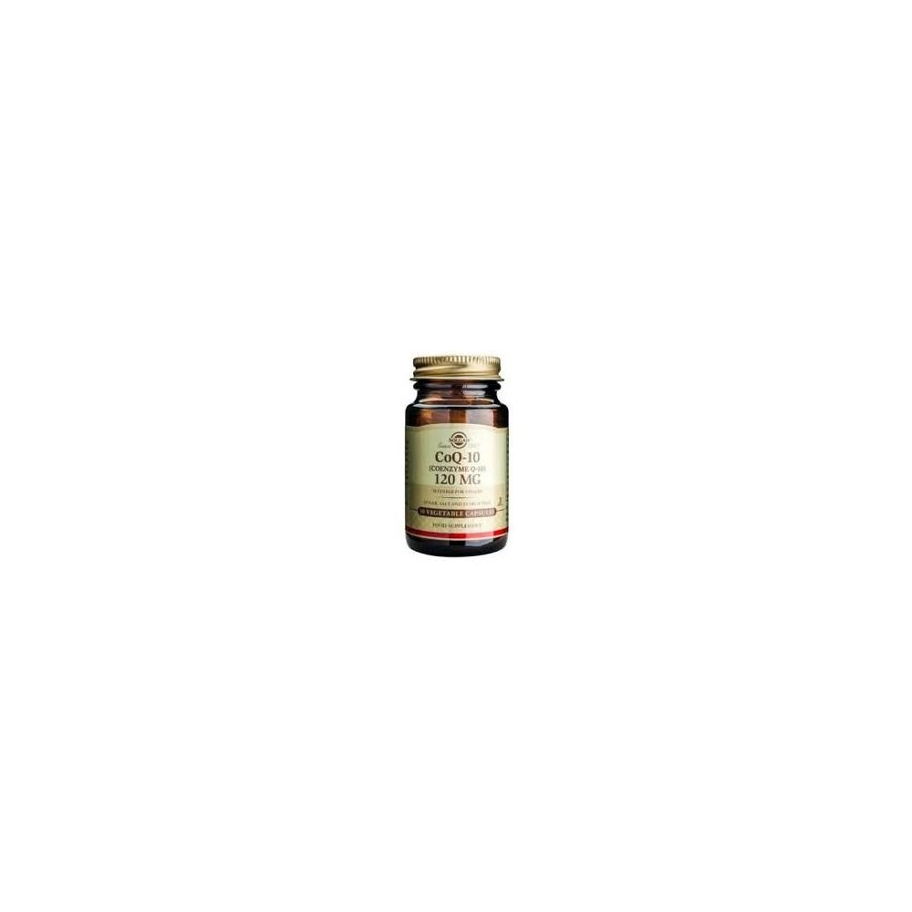 Solgar Coenzyme Q-10 120 mg 30 veg.caps