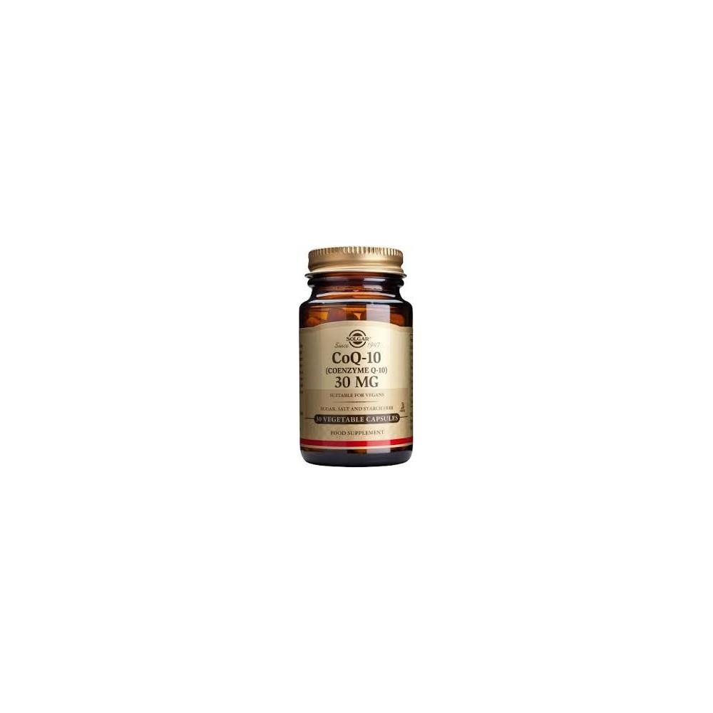 Solgar Coenzyme Q-10 30 mg 30 veg.caps