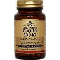 Solgar Coenzyme Q-10 30 mg 90 veg.caps