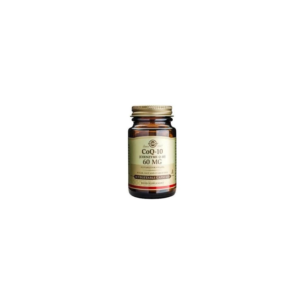 Solgar Coenzyme Q-10 60 mg 60 veg.caps