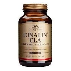 Solgar Tonalin 1300 mg CLA 60 softgels