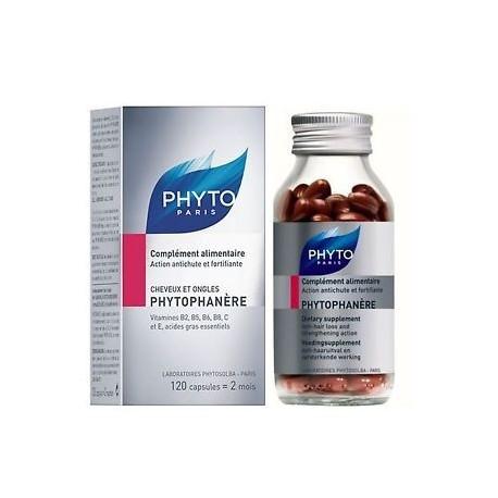 Phyto 1+1 Phytophanere 120caps
