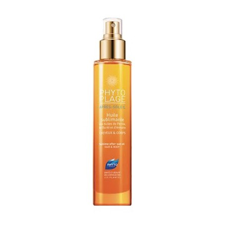 PHYTO - PHYTOPLAGE APRES SOLEIL HUILE SUBLIMANTE 100ML