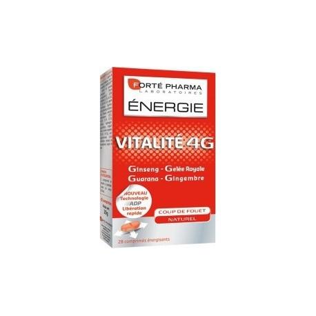 Forte Pharma Energy Vitalite 4G 20 amp