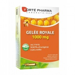 Forte Pharma Gelee Royale 1000mg 20 x 10ml