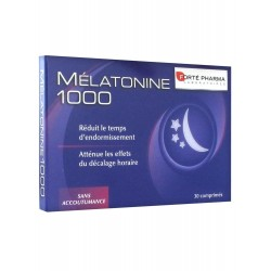 Forte Pharma Melatonine 1000 30tbs