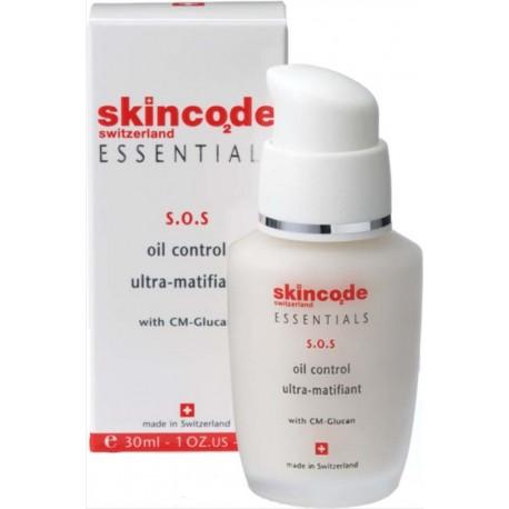 Skincode Essentials SOS Oil Control 30ml