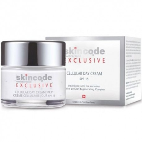 Skincode Exclusive Cellular Day Creme Spf15 50ml