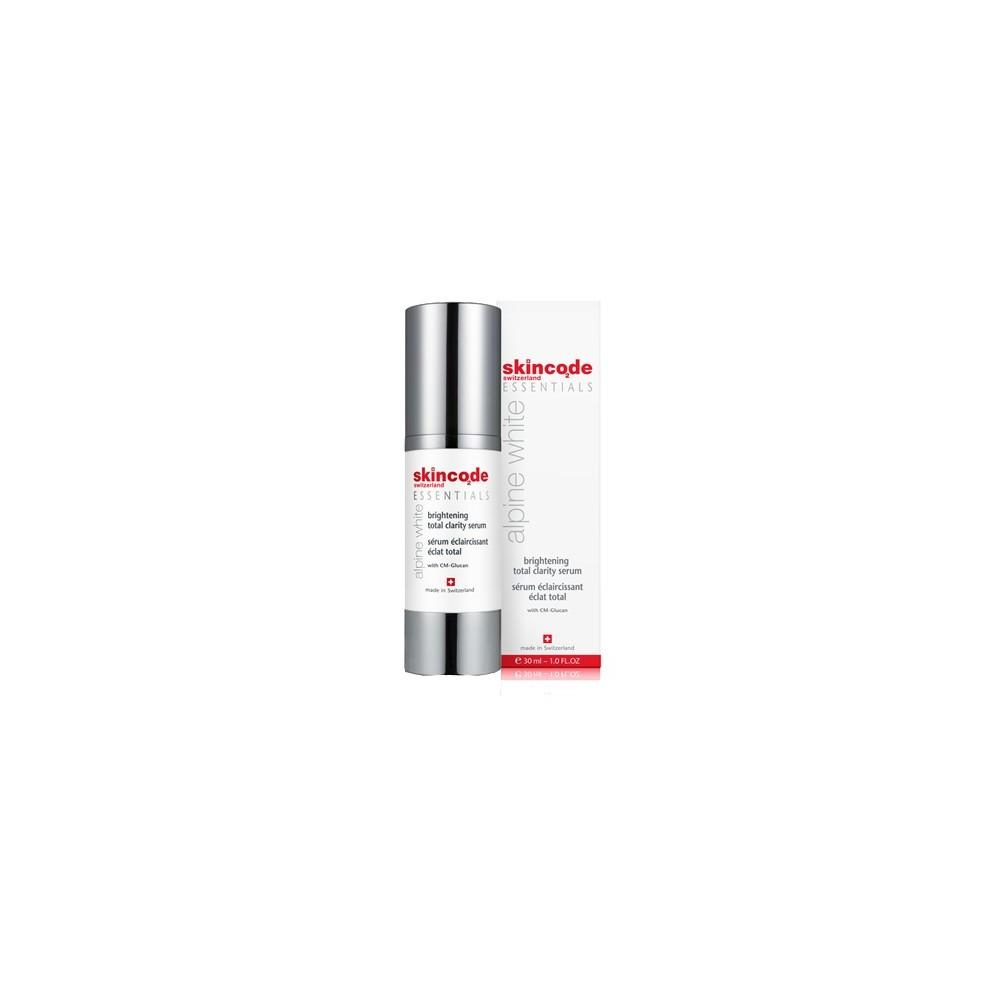Skincode - Alpine White Brightening Total Clarity Serum - 30ml