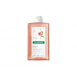 Klorane Shampoo Pivoine Σαμπουάν με Παιώνια για Ερεθισμένο Τριχωτό 400ml