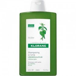 Klorane Shampoo Ortie Σαμπουάν με Τσουκνίδα Κατά Της Λιπαρότητας 200ml