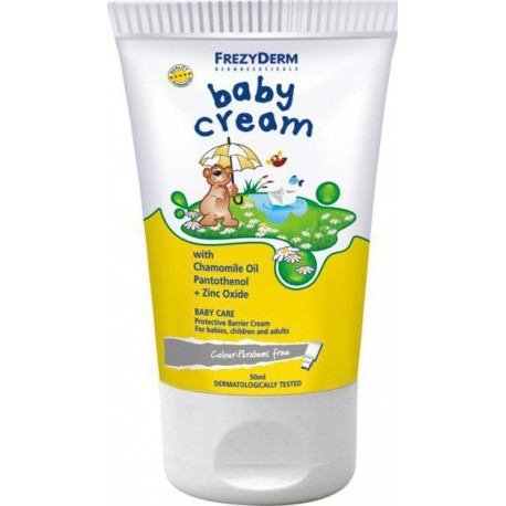 FREZYDERM BABY CREAM 50 ml