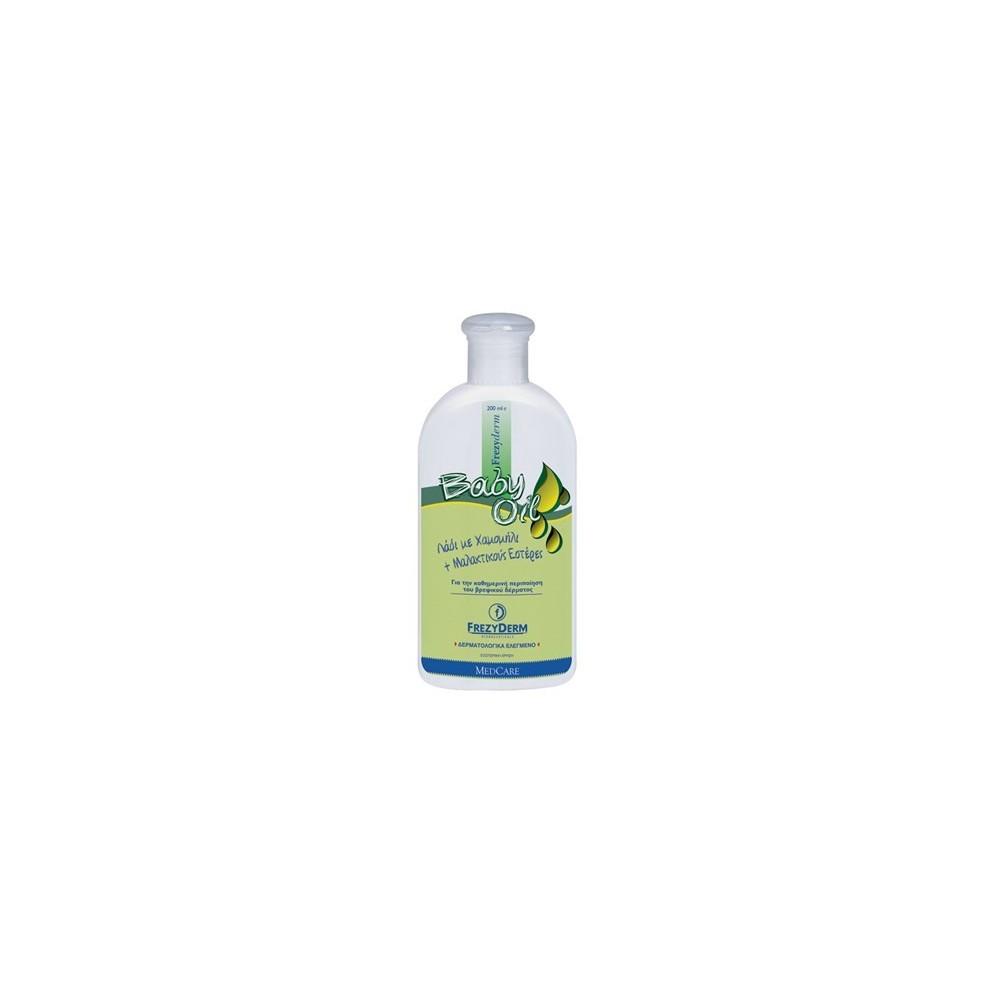 FREZYDERM BABY OIL 200 ml