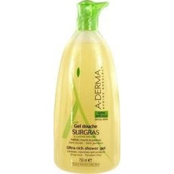A-Derma Gel Douche Surgras Ultra Rich Shower Gel 750ml