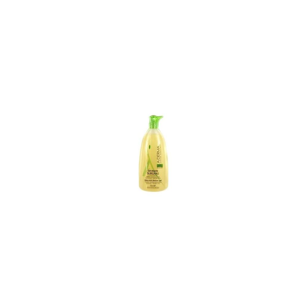 A-Derma Gel Douche Surgras Ultra Rich Shower Gel 750ml