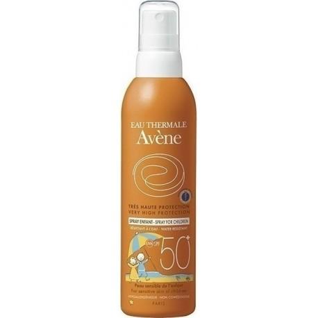 Avene Spray Enfant SPF50 Αντηλιακή προστασία για παιδιά 200ml