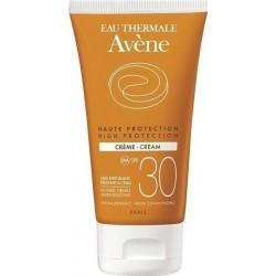 Avene Cream Αντηλιακή Κρέμα Προσώπου για Ευαίσθητο Ξηρό Δέρμα SPF30 50ml