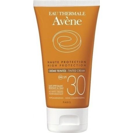 Avene Αντηλιακή Κρέμα Προσώπου με Χρώμα SPF30 50ml