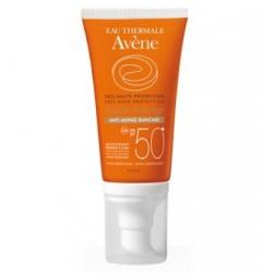 Avene Αντηλιακή Κρέμα Προσώπου με Αντιγηραντική Δράση SPF50+ 50ml