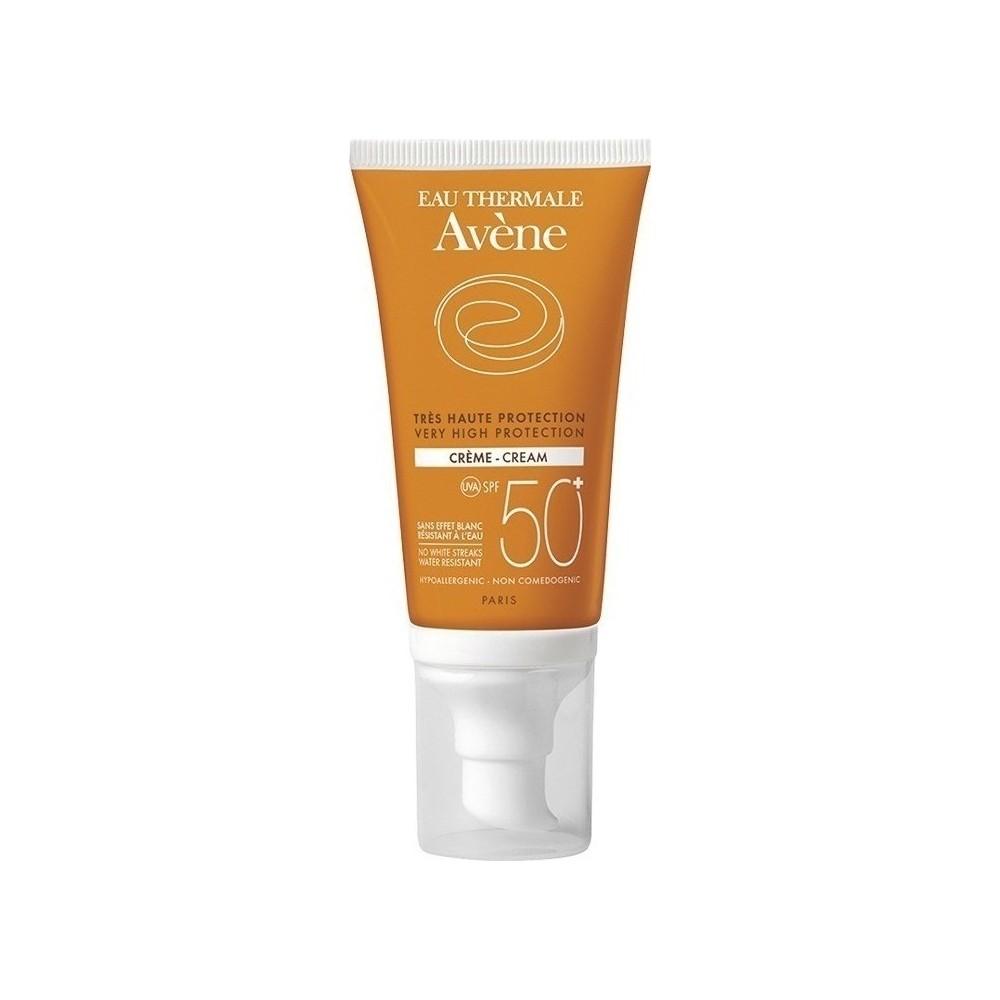 Avene Αντηλιακή Κρέμα Προσώπου SPF50+ 50ml