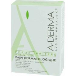 A-DERMA Pain Dermatologique Σαπούνι σε στερεή μορφή για Πρόσωπο και Σώμα 100gr