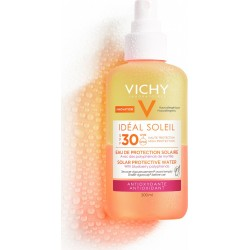Vichy Ideal Soleil Αντηλιακό Water Spray Προσώπου και Σώματος SPF30 200ml