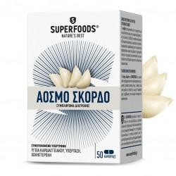 Superfoods Άοσμο Σκόρδο 50caps