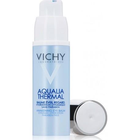 VICHY AQUALIA THERMAL Αναζωογονητικό balm ματιών 15ml