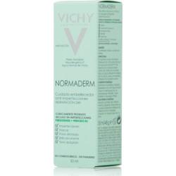 Vichy Normaderm Ενυδατική κρέμα ημέρας για 24ωρη Ενυδάτωση 50ml